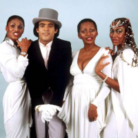 Boney M. - Mega Mix (Extended Version)