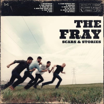 The Fray - Scars & Stories