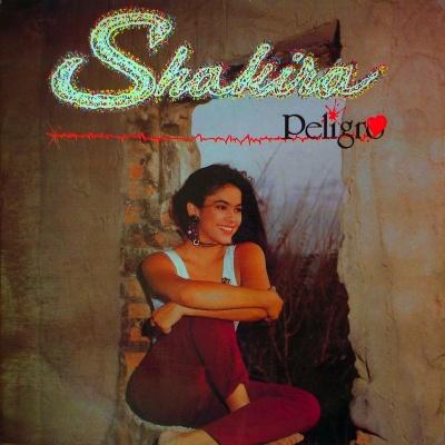 Shakira - Peligro (Album)