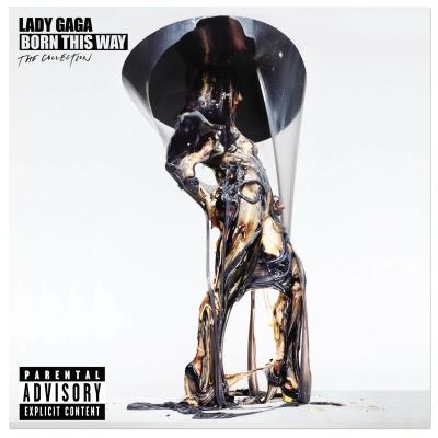 Lady GaGa -  Born This Way. CD1.