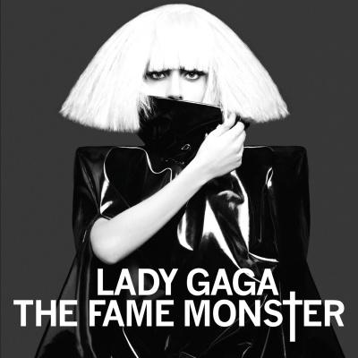 Lady GaGa - The Fame Monster. CD1.