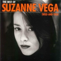 Suzanne Vega - Book & A Cover
