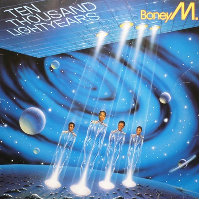 Boney M. - Barbarella Fortuneteller