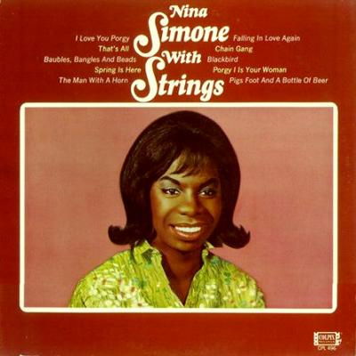 Nina Simone - Nina With Strings