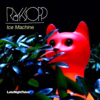 Royksopp - Ice Machine (Ewan Pearson Dark Room Scene Remix)