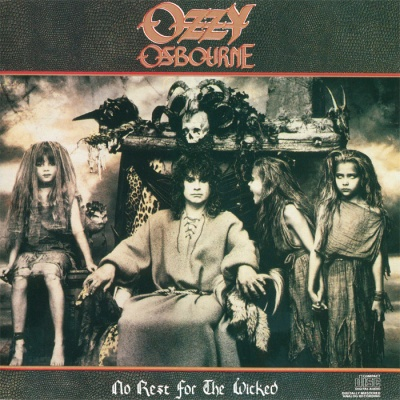 Ozzy Osbourne - No Rest For The Wicked