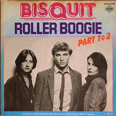 Bisquit - Roller Boogie (Single)