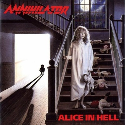 Annihilator - Alice In Hell