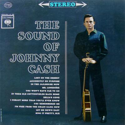 Johnny Cash - The Sound of Johnny Cash