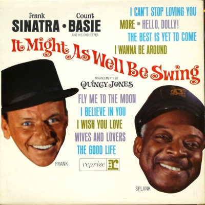 Frank Sinatra - It Might as Well Be Swing