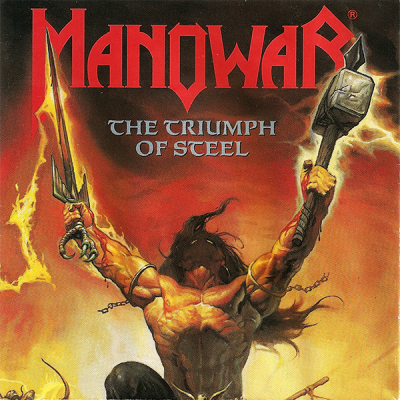 Manowar - Metal Warriors