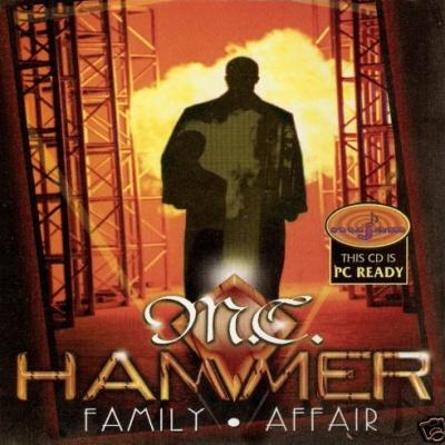 MC Hammer - Family Affair CD2 (Album)