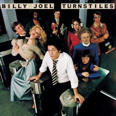 Billy Joel - Turnstiles (Album)