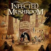 Infected Mushroom - Legend Of The Black Shawarma