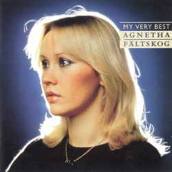 Agnetha Faltstog - Sealed With A Kiss (My Colouring Book)