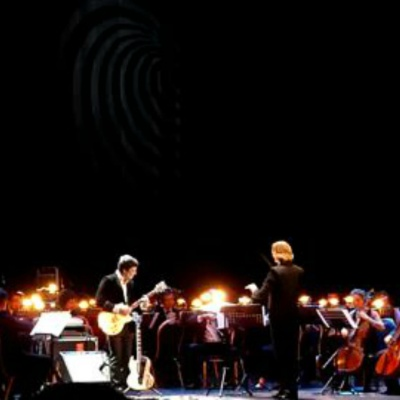 Симфонический Оркестр - Дождь (ДДТ)
