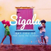 Sigala - Say You Do