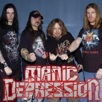 Manic Depression - Леденящая Вечность