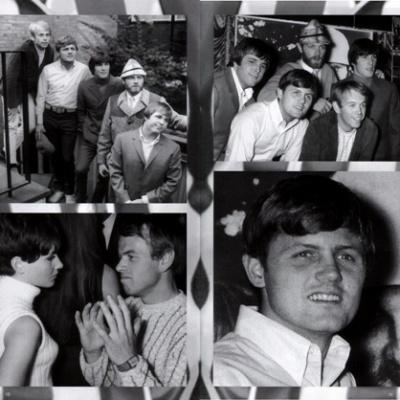 The Beach Boys - Wally Heider Studios (Album)
