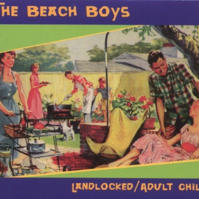 The Beach Boys - Landlocked (Unreleased Album) (Album)