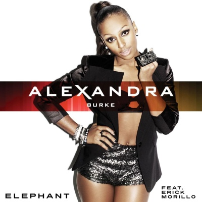 Alexandra Burke - Elephant (Single)