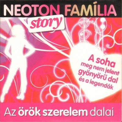 Neoton Família - Az Оrok Szerelem Dalai (Album)