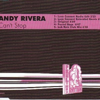 Sandy Rivera - I Can't Stop