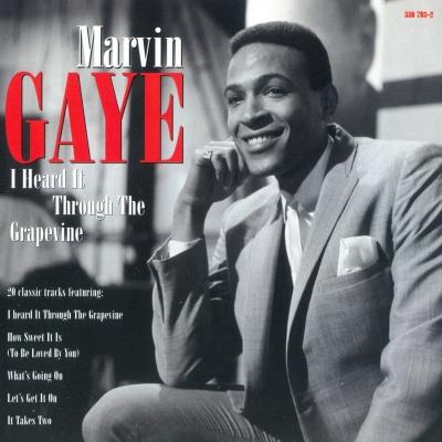 Marvin Gaye - I Heard It Through The Grapevine (Album)