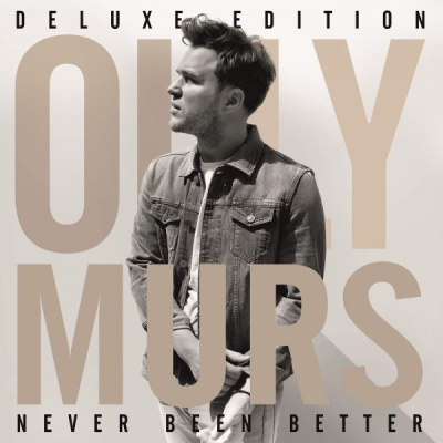 Olly Murs - Never Been Better (Deluxe Edition) (Album)