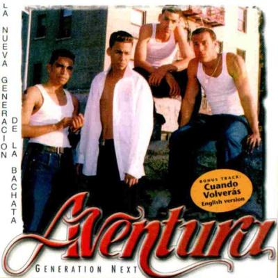 Aventura - Generation Next (Album)