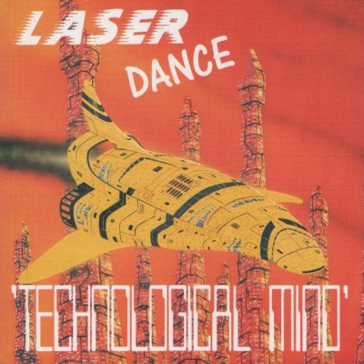 Laserdance - Technological Mind (Album)
