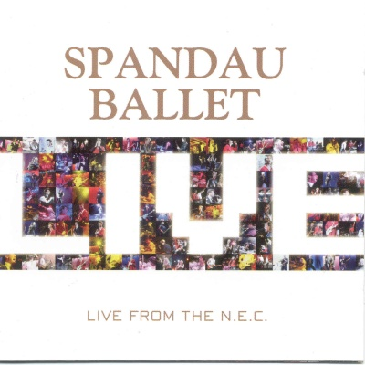 Spandau Ballet - Live From The N.E.C. CD2 (Album)