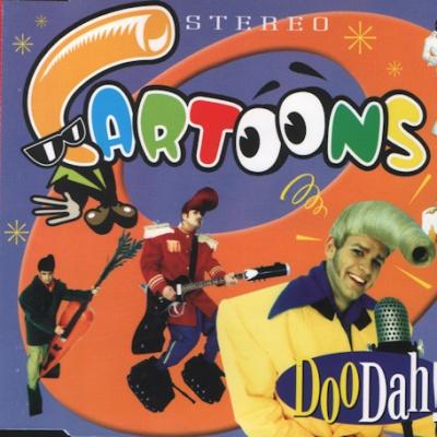 Cartoons - Doodah CDM (Single)