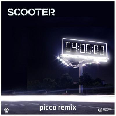 Scooter - 4 A.M. (Picco Remix) (Single)