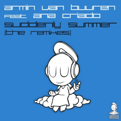 Ana Criado - Suddenly Summer (Single)