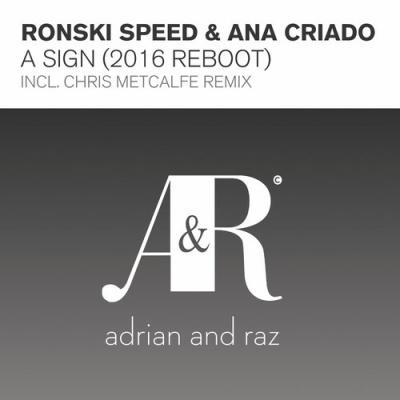 Ana Criado - A Sign (Single)