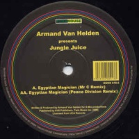Armand Van Helden - Еgyptian Мagician (Single)