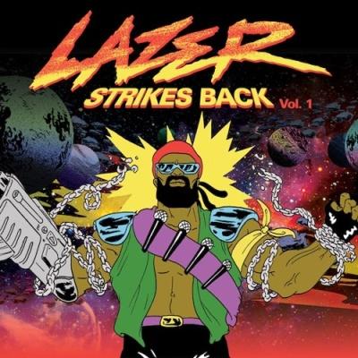 Major Lazer - Lazer Strikes Back Vol. 1 (Compilation)