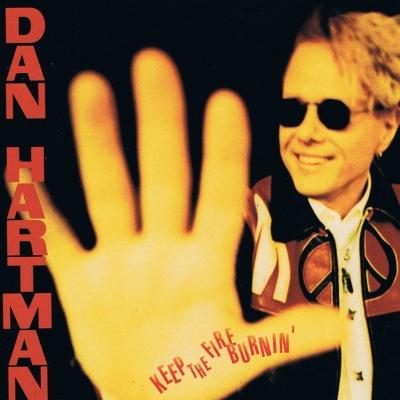 Dan Hartman - Keep The Fire Burnin' (LP)