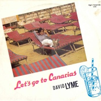David Lyme - Let's Go To Canarias (Vinyl 12'') (Single)