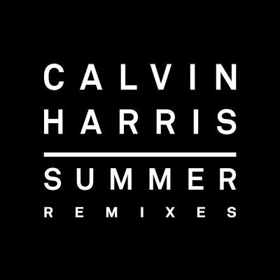 Calvin Harris - Summer (EP)