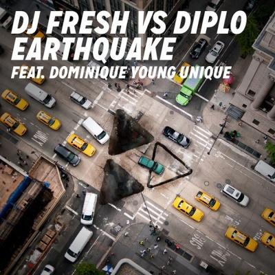 Dj Fresh - Earthquake