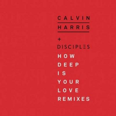 Calvin Harris - How Deep Is Your Love (Album)