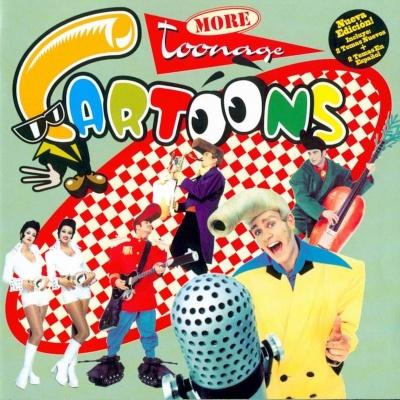 Cartoons - More Toonage (Album)