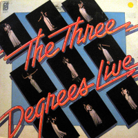 The Three Degrees - The Three Degrees Live (Live)