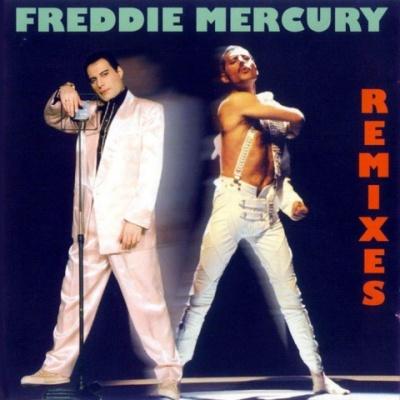Freddie Mercury - Remixes (Album)