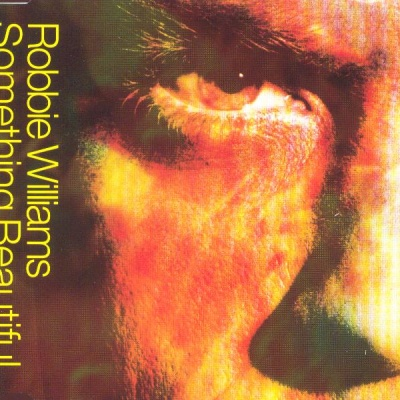 Robbie Williams - Something Beautiful (Single)