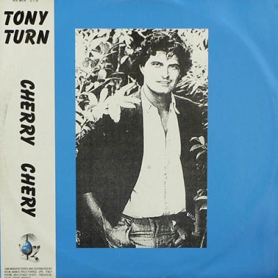 Tony Turn - Cherry Chery (12'' Vinyl) (Single)