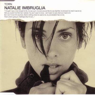 Natalie Imbruglia - Torn (UK Single, CD1)