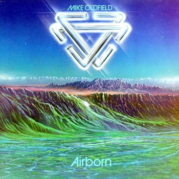Mike Oldfield - Airborn (LP)